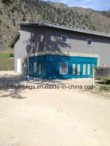 Prefab Steel Structure Food Storage House with Good Price pictures & photos