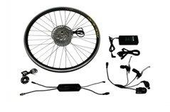 36V 250W Electric Bike Conversion Kits E Bike Motor Rear Wheel Kit pictures & photos