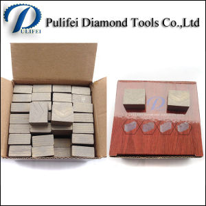 Pulifei Diamond Granite Segment for Stone Sharp Cutting pictures & photos