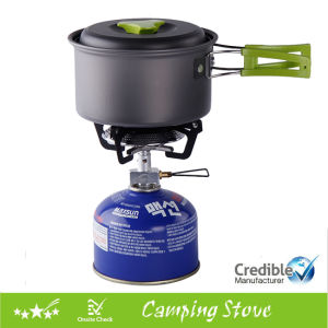 Big Burner Outdoor Gas Camping Stove pictures & photos
