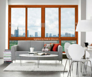 Latest Design Cheap Metel Double Glazing Aluminum Sliding Window (CL-W1012) pictures & photos