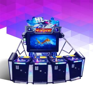 Amusement Coin Operated Redemption Machine Fighting Planes Arcade Game Machine pictures & photos