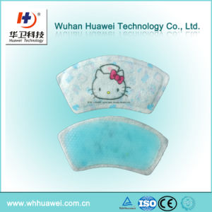 Cooling Gel Patch or Pad for Bring Down a Fever or Refresh for Children and Adult pictures & photos