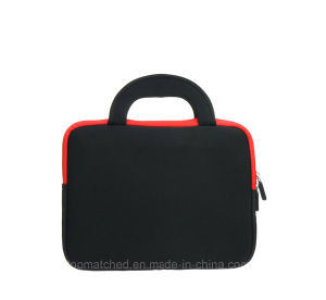7.9 To10.1 Inch Tablet Notebook Ultra-Portable Neoprene Fashion Laptop Bag with Accessory Pocket pictures & photos