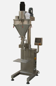 New Semi Automatic Gravimetric Powder Filling Machine pictures & photos