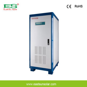 50kw Pure Sine Wave 3 Phase DC to AC Inverter Efficiency Above 90%