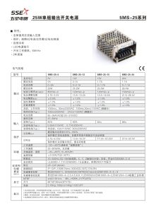 5ms-25-15 Ce RoHS Single Output Mini-Size 25W 1.4A 15V Switching Power Supply pictures & photos