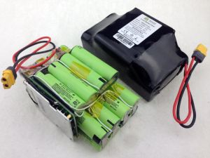 36V 4.4ah 10s2p Li-ion 158wh 36V 4400mAh Hoverboard Replacement Battery Pack pictures & photos