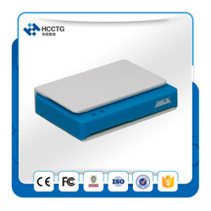 Bluetooth Mobile Magnetic and Contact IC Card Reader (MPR100) pictures & photos