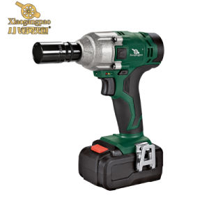Power Tool Electric 48V Li-ion Battery Cordless Drill (LJ-82048A) pictures & photos