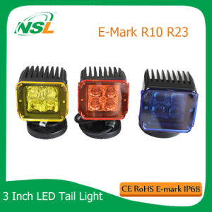 Hanma LED Truck Tail Light CREE Vehicels E-MARK R10 R23 pictures & photos