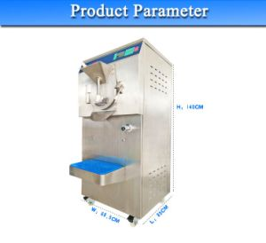 30L Hard Ice Cream Machine for Artisan Gelato pictures & photos