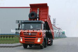 Sinotruk Cdw 8X4 25-30m3 12-Wheel Dumper Truck pictures & photos