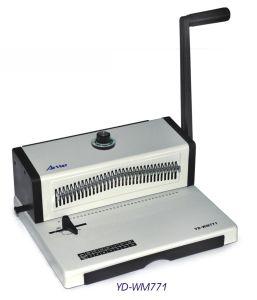 Desktop Binding Machine (YD-WM771) pictures & photos