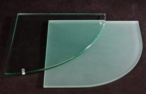 Tempered Shelf Glass for Shower Room Audited by SGCC ANSI pictures & photos