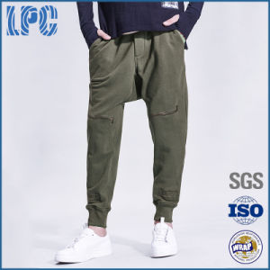 2017 Spring OEM Fashion Urban Men Baggy Pants pictures & photos