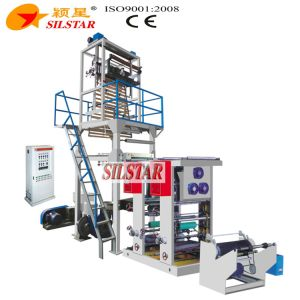 Gbgy-1000 Two Color Inline Printing Machine pictures & photos