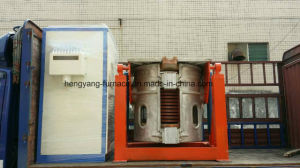 2t Best Price and Have Stock of Metal Scrap Melting Furnace pictures & photos