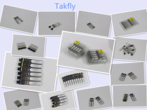Takfly Fiber Optic 120km DWDM XFP Fiber Optical Transceiver pictures & photos