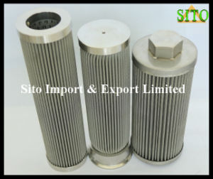 Pleated Filter Gas Cartridge Stainless Steel Materials pictures & photos