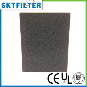 nonwoven Carbon Filter Media pictures & photos