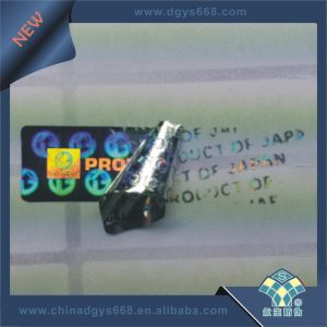 Void Tamper Evident Laser Sticker pictures & photos