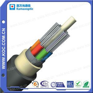 6core Fiber Optical Loose Tube Cable I pictures & photos
