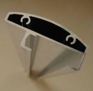 Aluminium Profile with Screw Fitting