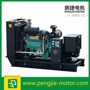 Chinese Engine Weifang 50kw Open Type Generator pictures & photos