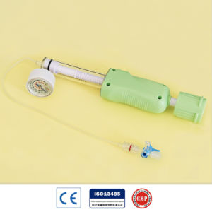 Newly Designed Balloon Inflation Device for PCI with New Design pictures & photos