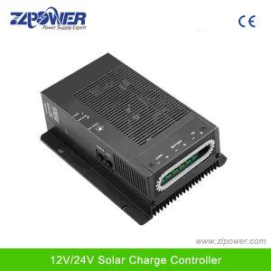 Hot 12V 24V 48V Solar System MPPT Solar Charge Controller pictures & photos
