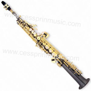 Soprano Saxophone /Straight Saxophone / Woodwinds /Cessprin Music (CPSS304) pictures & photos