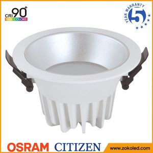 CREE COB 7W Dimmable LED Downlight for Project pictures & photos