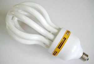 High Power 85W 4u Lotus CFL Energy Saver Bulb pictures & photos