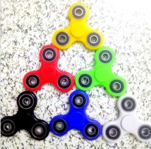 3D Electric Bearing Finger Ceramic Bearing Toy Wind Spinner pictures & photos