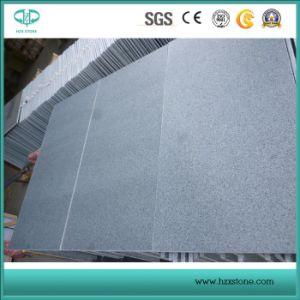 Dark Grey Granite Stone/Polished G654/Impala Granite Tiles/Polished/Honed/Flamed/Bushhammered/Sandblasted/Chiselled/Natural Split Tiles/Slabs pictures & photos