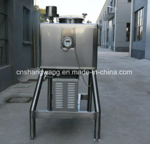 High Speed Emulsification Mixing Tank pictures & photos