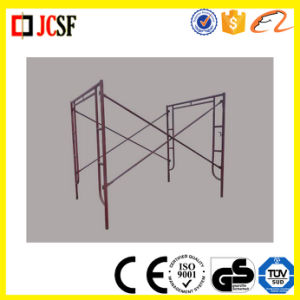 "5′*6′4"" Scaffold Walk Thru Frame with Drop Lock pictures & photos"