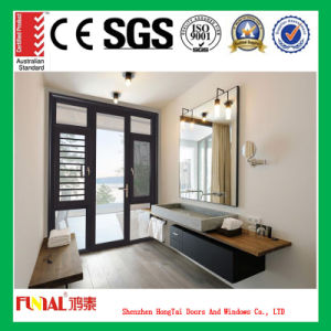 New House and Apartment Aluminum Swing Window pictures & photos