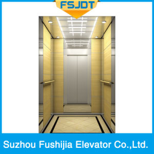 Vvvf Drive Gearless Home Elevator pictures & photos