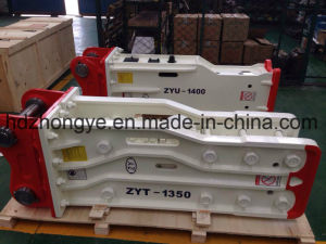 Top Type Hydraulic Breaker Hammer for 11-16ton Excavator Zyt1000 pictures & photos