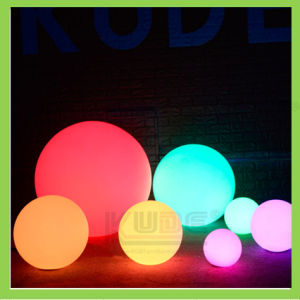 Wireless LED Ball Swimming Pool Decoration Ball pictures & photos