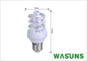 Full Spiral LED 9W E27 Corn with CFL Shape Light pictures & photos