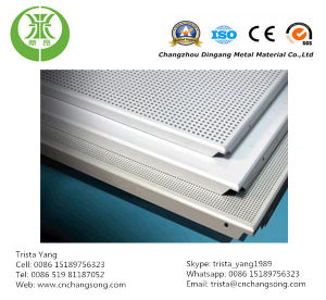 PE Coated Aluminum Sheet for Hung Ceiling, Grilling pictures & photos