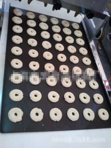 Production Line for Cookies Cakes Processing Machine pictures & photos