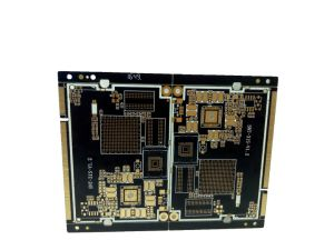 BGA+Impedance Control Printed Circuit Board Prototype PCB Manufacturer pictures & photos
