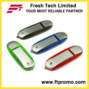 2016 Most Popular Custom USB Flash Drive with Logo (D105) pictures & photos