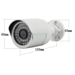 2MP CMOS IR Outdoor Wdm CCTV Surveillance Wireless IP Camera pictures & photos
