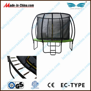 Outdoor Spring Trampoline with Safety Net