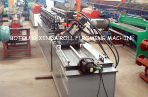 Cold Steel Stud and Track Roll Forming Machine pictures & photos